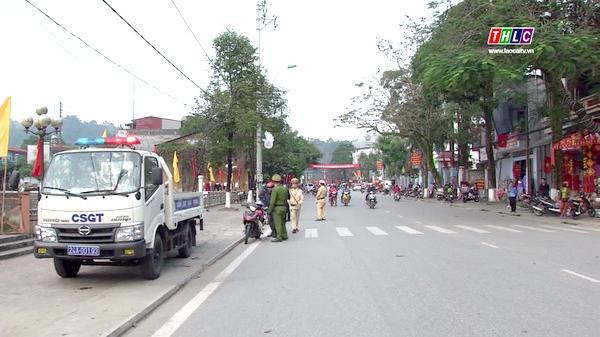 Lào Cai công bố đường dây nóng phản ánh về tình hình ATGT trên địa bàn tỉnh dịp lễ 2/9