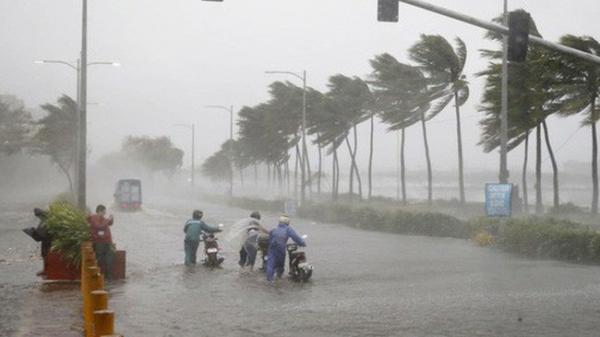 KHẨN CẤP: Bão số 4 đổ bộ đất liền vào chiều tối 30/8, cảnh báo mưa rất to từ chiều nay