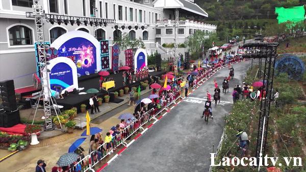 Trên 4 vạn du khách đến Sa Pa (Lào Cai) trong kỳ nghỉ lễ 2/9