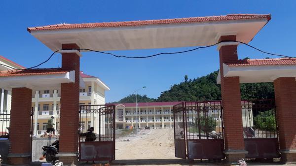 Hoàn thành ngôi trường gần 100 tỷ đồng dành cho học sinh các dân tộc Bảo Yên (Lào Cai)