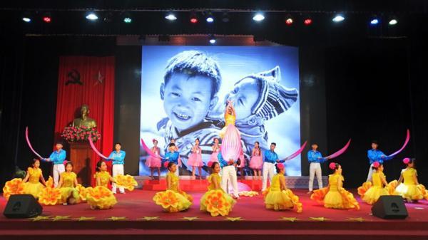 Liên hoan nghệ thuật thiếu nhi các dân tộc – Đêm hội trăng rằm tỉnh Lào Cai lần thứ IV năm 2019