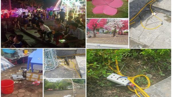 """""""Lễ hội ánh sáng"""" ở Lào Cai bị """"thổi còi"""" chấm dứt hoạt động sau nhiều tai tiếng"""