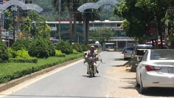 Nắng nóng quay trở lại Lào Cai