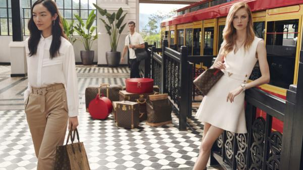 Hãng thời trang Louis Vuitton quảng bá thương hiệu tại vùng du lịch Sa Pa (Lào Cai)