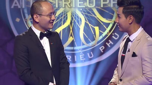 Sự cố chưa từng có trong 'Ai là triệu phú': Người chơi 'cươ'p mic' MC Phan Đăng