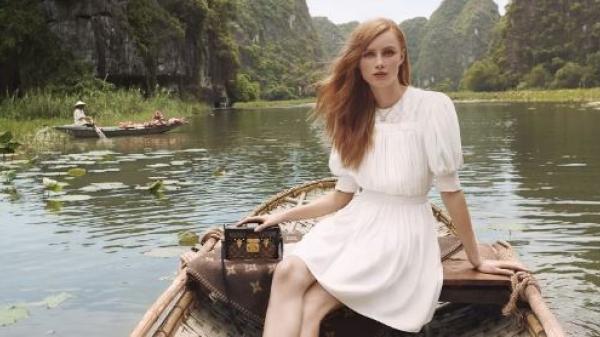 Sa Pa (Lào Cai) trong loạt hình ảnh quảng bá của Louis Vuitton