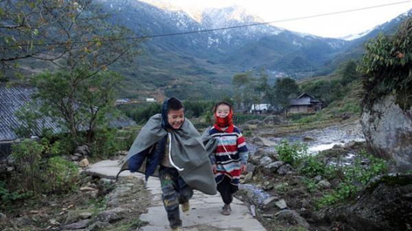 Không khí lạnh ảnh hưởng đến Lào Cai suy yếu chậm