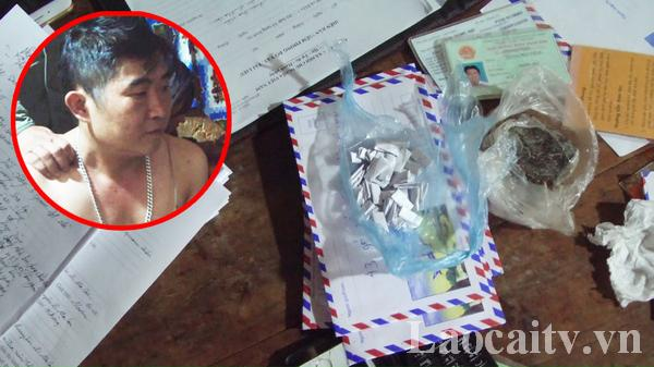 Si Ma Cai (Lào Cai) bắt 2 đối tượng mua bán, sử dụng chất ma túy