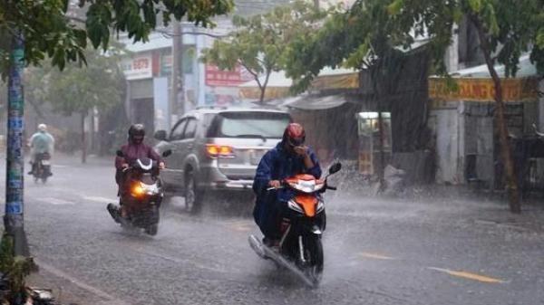 Từ hôm nay, mưa lớn kéo dài nhiều ngày ở miền Bắc