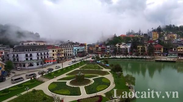 Thị xã Sa Pa (Lào Cai) có 6 phường và 10 xã