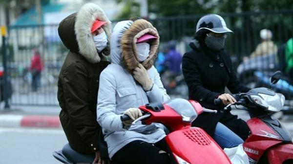 Từ 12/10, miền Bắc thực sự rét vì 'không khí lạnh đúng nghĩa'