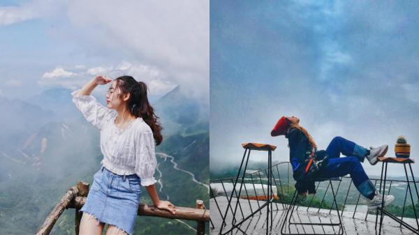 Loạt quán cà phê với tay chạm tới mây trời ở Sa Pa, Đà Lạt