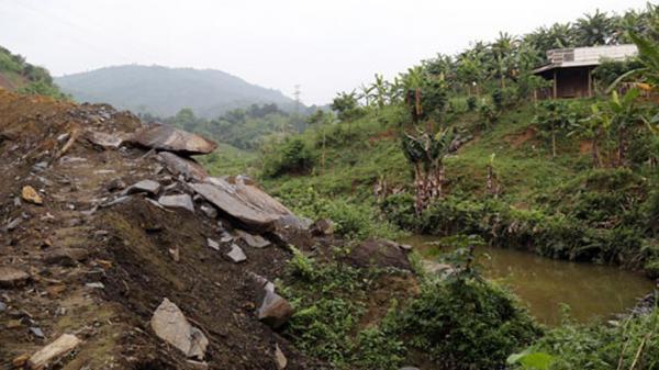 Xả thải, chiê'm đất, Công ty Apatit Việt Nam bị tỉnh Lào Cai phạt hơn nửa tỉ đồng