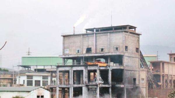 Lào Cai: Nhức nhối vấn nạn ô nhiễm tại KCN Tằng Loỏng