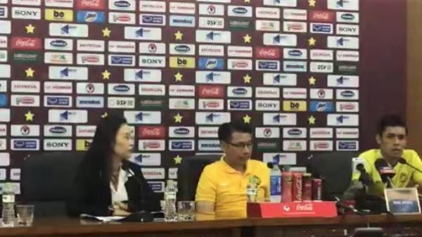 HLV Tan Cheng Hoe: 'Trong lịch sử dẫn dắt Malaysia, thua Việt Nam cả 2 trận trên sân Mỹ Đình là thất bại của tôi'