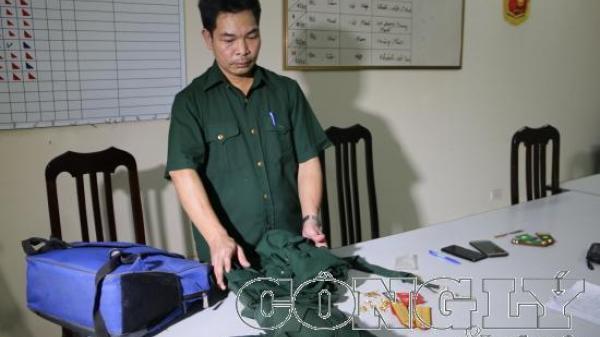 Bắt đối tượng giả danh Bộ đội Biên phòng tỉnh Lào Cai để lừa đảo