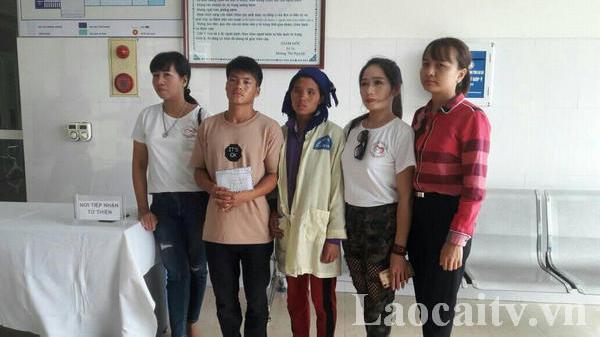 Hơn 160 triệu đồng ủng hộ nạn nhân bị bỏng nặng trong vụ cháy nhà ở Bát Xát (Lào Cai)