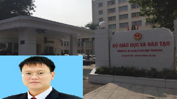 Công an vào cuộc điều tra vụ Thử trưởng Bộ GD&ĐT rơi từ tầng 8 tòa nhà xuống đất tử vong