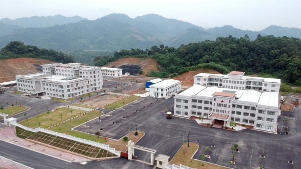 Lào Cai: 2 bệnh viện sẽ chuyển đến cơ sở mới