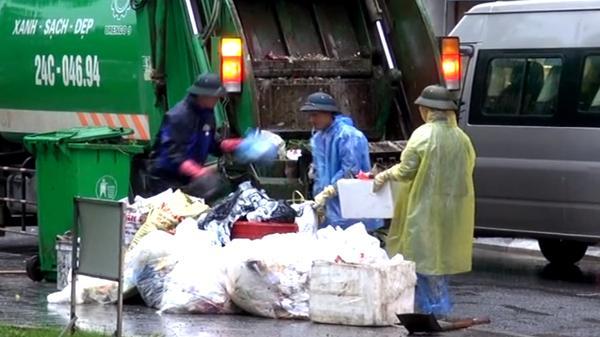 Bất cập trong phân loại rác tại nguồn ở Sa Pa (Lào Cai)