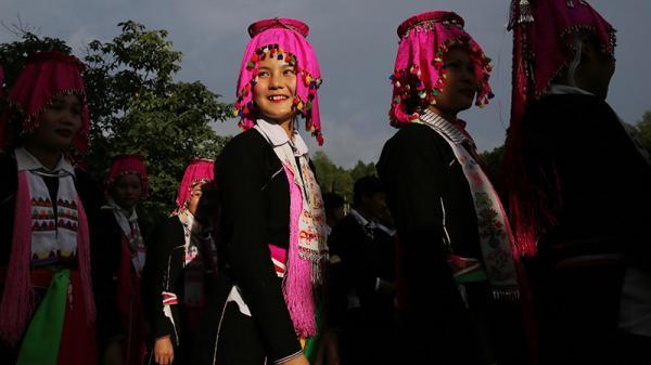 Vẻ đẹp phụ nữ vùng cao Lào Cai