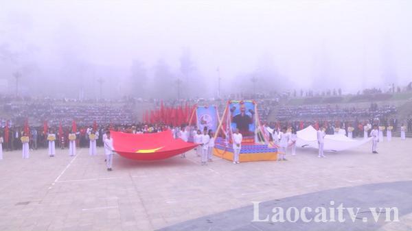 Khai mạc Hội khỏe Phù Đổng huyện Sa Pa (Lào Cai) lần thứ IX