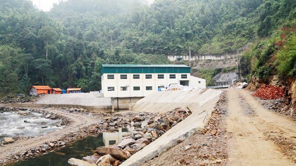 Tháng 12/2019 Nhà máy Thủy điện Nậm Tha 4 (Văn Bàn) sẽ phát điện trở lại