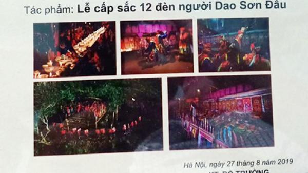 Nữ 9X người Lào Cai giành Huy chương Đồng Festival nhiếp ảnh trẻ 2019