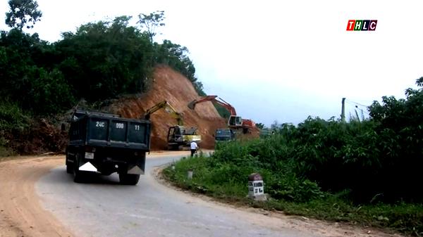 Lào Cai: Phấn đấu hoàn thành công trình cải tạo Quốc lộ 4D đoạn Bản Phiệt - Mường Khương trước Tết Dương lịch 2020