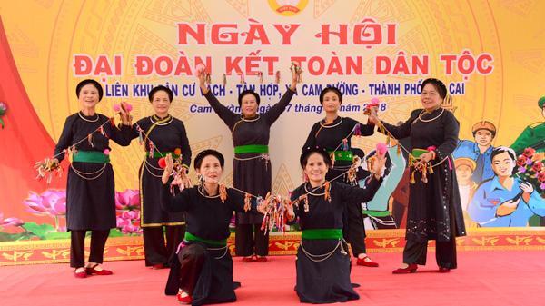 """Từ ngày 1 - 14/11 Lào Cai sẽ diễn ra """"Ngày hội Đại đoàn kết toàn dân tộc"""" điểm cấp tỉnh năm 2019"""