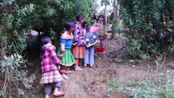 Học sinh THCS học 5 ngày/tuần ở Lào Cai: Nhìn từ vùng khó