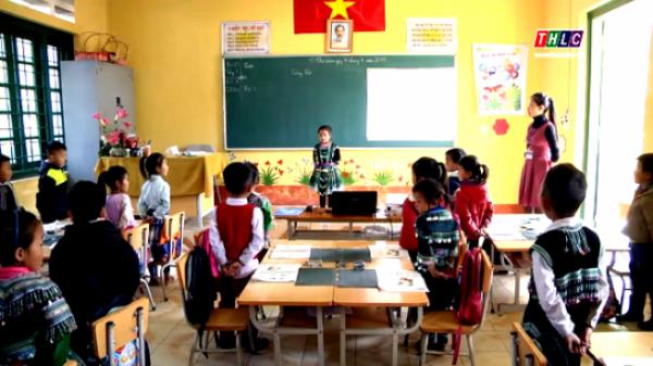 Sa Pa (Lào Cai) có 30 lớp ghép ở các điểm trường tiểu học
