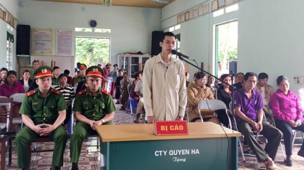 Lào Cai: Mang súng cướp ngân hàng bất thành, thanh niên lĩnh án tù
