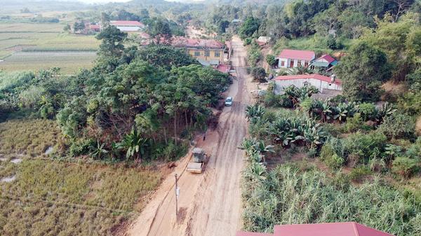 Bảo Thắng (Lào Cai): Hơn 900 hộ bị ảnh hưởng do thi công đường Phố Mới - Bảo Hà