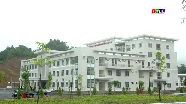 Lào Cai: Bệnh viện Y học cổ truyền và Nội tiết tỉnh chính thức hoạt động tại cơ sở mới vào ngày 18/11