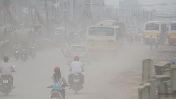 Ô nhiễm ngưỡng tím khắp miền Bắc, khuyến cáo người dân hạn chế ra ngoài