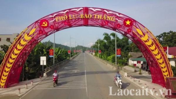 Bảo Thắng (Lào Cai) - Đô thị chuyển mình phát triển
