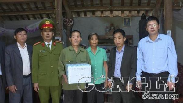 Huyện Bảo Thắng (Lào Cai): Tưởng niệm nạn nhân tử vong do tai nạn giao thông năm 2019