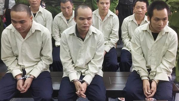 Lào Cai: 4 án tử hình, 3 án chung thân cho những kẻ mua bán, vận chuyển heroin