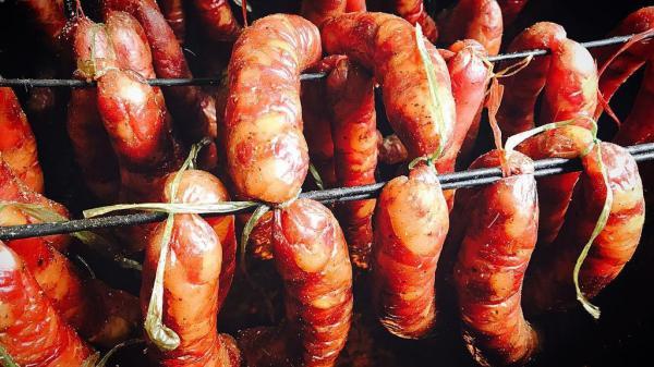 Lẩu cá tầm và 6 món ngon ở Sa Pa (Lào Cai)  khi vào mùa lạnh