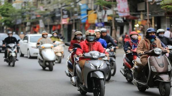 Gió mùa đông bắc về, Hà Nội và các tỉnh miền Bắc trở lạnh kèm mưa từ hôm nay