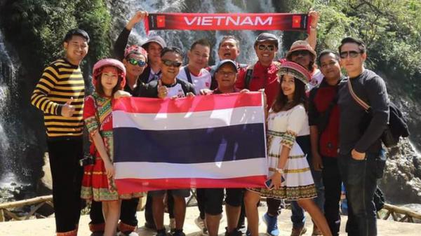 Bất ngờ với vẻ đẹp Sapa, CĐV Thái Lan mong đội nhà làm nên bất ngờ trước Việt Nam