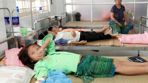 Ăn nhầm nấm độc, 6 em nhỏ ở Bảo Yên bị ngộ độc