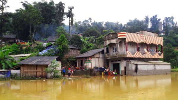 Lào Cai: Hỗ trợ di chuyển 418 hộ dân ra khỏi vùng thiên tai nguy hiểm