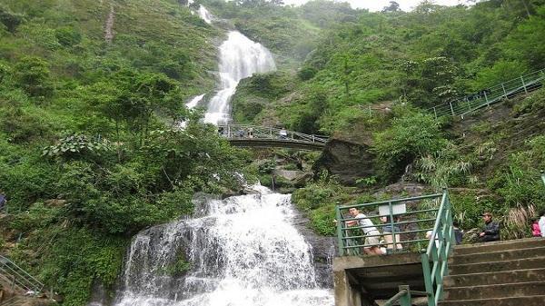 Chiêm ngưỡng những thác nước đẹp của Lào Cai