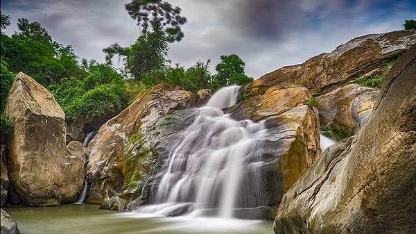 Chiêm ngưỡng những thác nước tuyệt đẹp ở Lào Cai