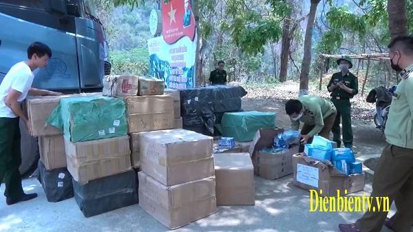 Điện Biên phạt 40 triệu đồng vì mua gom 125.000 chiếc khẩu trang