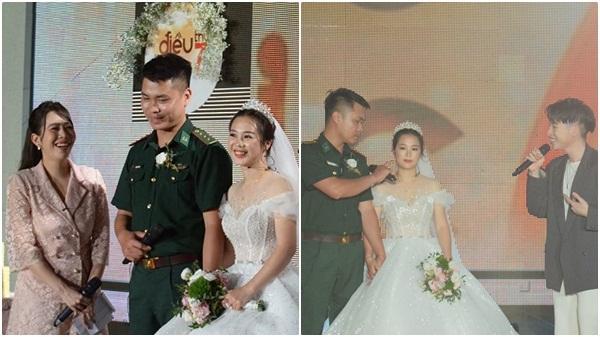 Cặp đôi chiến sĩ - cô giáo ở Lào Cai hoãn đám cưới chống dịch sắp tổ chức hôn lễ