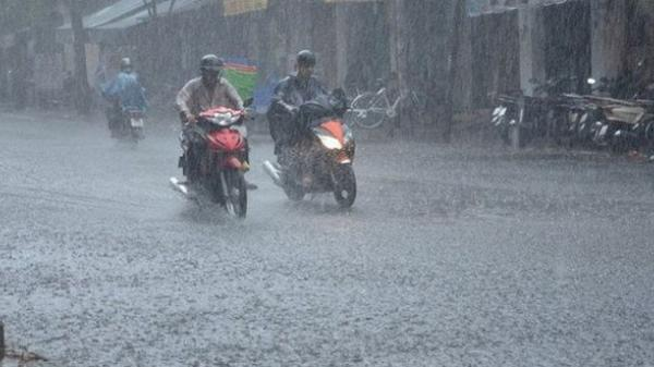 Bắc Bộ sắp có mưa dông diện rộng, cảnh báo vùng núi và trung du có nơi mưa rất to