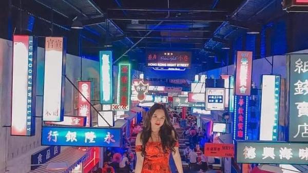 Truy tìm tọa độ cực hot ở Lào Cai: Hẻm phố HongKong cực sang chảnh, xinh lung linh